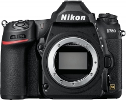 Зеркальный Фотоаппарат Nikon D780 BODY черный 24.5Mpix 3 1080p 4K SDXC Li-ion (без объектива)