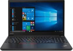 Ноутбук Lenovo ThinkPad E15-IML T Core i7 10510U/16Gb/SSD512Gb/AMD Radeon Rx 640 2Gb/15.6 /IPS/FHD (1920x1080)/Windows 10 Professional 64/black/WiFi/BT/Cam