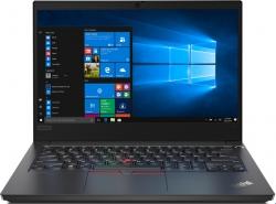 Ноутбук Lenovo ThinkPad E14-IML T Core i3 10110U/8Gb/SSD128Gb/Intel UHD Graphics/14 /IPS/FHD (1920x1080)/Windows 10 Professional 64/black/WiFi/BT/Cam