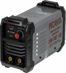Сварочный аппарат Ресанта САИ-190Т LUX инвертор ММА DC 7.2кВт