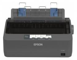 Принтер матричный Epson LX-350 (C11CC24031 ) черный