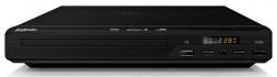 Плеер DVD BBK DVP030S черный ПДУ