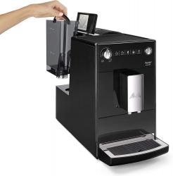 Кофемашина Melitta Cafeo Purista F 230-102 черный