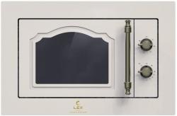 Микроволновая печь Lex BIMO 20.01 C слоновая кость светлая (встраиваемая)