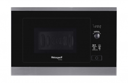 Микроволновая печь Weissgauff HMT-207 20л. 700Вт черный/серебристый (встраиваемая)
