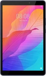 Планшет Huawei MatePad T8 (1.5) 8C/RAM2Gb/ROM32Gb 8 IPS 1280x800/3G/4G/Android 10.0/синий/5Mpix/2Mpix/BT/GPS/WiFi/Touch/microSDHC 512Gb/GPRS/minUSB/5100mAh