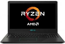 Ноутбук Asus VivoBook M570DD-DM009 Ryzen 5 3500U/8Gb/SSD512Gb/nVidia GeForce GTX 1050 4Gb/15.6/FHD 1920x1080/noOS/black/WiFi/BT/Cam