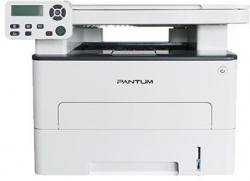 МФУ лазерный Pantum M6700DW белый