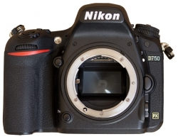 Зеркальный Фотоаппарат Nikon D750 BODY черный 24.93Mpix 3 1080p Full HD SDXC Li-ion (без объектива)