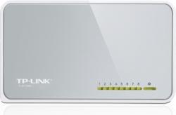 Коммутатор TP-Link TL-SF1008D 8x100Mb неуправляемый
