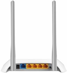 Роутер беспроводной TP-Link TL-WR850N N300 10/100BASE-TX