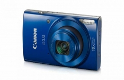 Фотоаппарат Canon IXUS 190 синий 20Mpix Zoom10x 2.7 720p SDXC CCD 1x2.3 IS opt 1minF 0.8fr/s 25fr/s/WiFi/NB-11LH