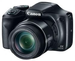 Фотоаппарат Canon PowerShot SX540 HS черный 20.3Mpix Zoom50x 3 1080p SDXC/SD/SDHC CMOS 1x2.3 IS opt 5.9fr/s 30fr/s HDMI/WiFi/NB-6LH