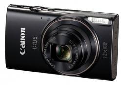 Фотоаппарат Canon IXUS 285HS черный 20.2Mpix Zoom12x 3 1080 SD CMOS IS opt 1minF 2.5fr/s 30fr/s/WiFi/NB-11LH