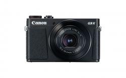 Фотоаппарат Canon PowerShot G9 X Mark II черный 20.9Mpix Zoom3x 3 1080p SDXC CMOS IS opt 5minF TouLCD 6fr/s RAW 60fr/s HDMI/WiFi/NB-13L