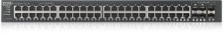Коммутатор Zyxel NebulaFlex Pro GS2220-50-EU0101F 48G 2SFP управляемый