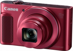 Фотоаппарат Canon PowerShot SX620 HS красный 20.2Mpix Zoom25x 3 1080p SDXC/SD/SDHC CMOS 1x2.3 IS opt 5minF 2.5fr/s 30fr/s HDMI/WiFi/NB-13L