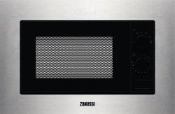 Микроволновая печь Zanussi ZMSN5SX нержавеющая сталь/черный (встраиваемая)