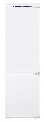Холодильник Maunfeld MBF177NFFW белый (двухкамерный)