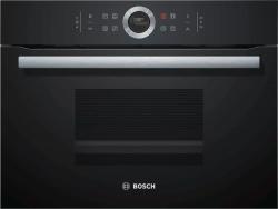 Пароварка Bosch CDG634AB0 черный