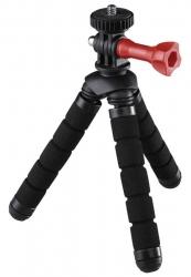 Штатив Hama Mini Flex 2in1 ручной черный