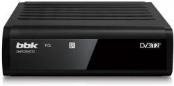 Ресивер DVB-T2 BBK SMP025HDT2 черный