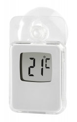 Термометр Hama H-186396 белый