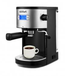 Кофеварка эспрессо Kitfort КТ-740 черный