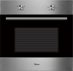 Духовой шкаф Электрический Midea MO13000X нержавеющая сталь/черный