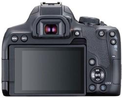 Зеркальный Фотоаппарат Canon EOS 850D черный 24.1Mpix 3 4K 4K SDXC Li-ion (без объектива)