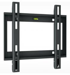 Кронштейн для телевизора Holder LCD-F2608 черный 22 -47 макс.40кг настенный фиксированный
