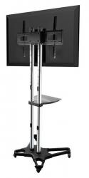 Подставка для телевизора Arm Media PT-STAND-1 серебристый 32 -70 макс.70кг напольный фиксированный