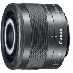 Объектив Canon EF-M STM (1362C005) 28мм f/3.5 Macro черный