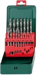 Набор сверл Metabo 627153000 по металлу (19пред.) для дрелей