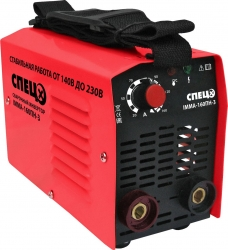 Сварочный аппарат Спец IMMA-160ПН-3 инвертор ММА 4.9кВт