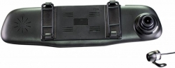 Видеорегистратор Silverstone F1 NTK-351Duo черный 1080x1920 1080p 140гр.