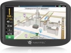 Навигатор Автомобильный GPS Navitel G500 5 480x272 4Gb microSDHC черный Navitel