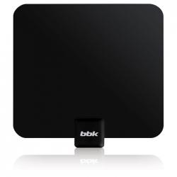 Антенна телевизионная BBK DA19 активная черный