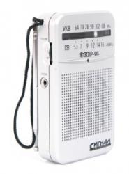 Радиоприемник портативный Сигнал Эфир-01 черный