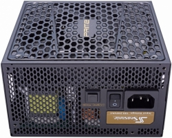 Блок питания Seasonic ATX 1000W PRIME GX-1000 80+ gold 24+2x4+4 pin 135mm fan 14xSATA Cab Manag RTL