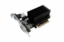 Видеокарта Palit PCI-E PA-GT710-2GD3H nVidia GeForce GT 710 2048Mb 64bit DDR3 954/1600 DVIx1/HDMIx1/CRTx1/HDCP oem