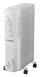 Радиатор масляный Starwind SHV3710 белый