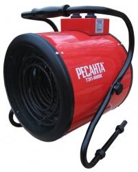 Тепловая пушка электрическая Ресанта ТЭП-9000К 9000Вт красный