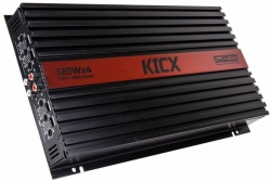 Усилитель автомобильный Kicx SP 4.80AB четырехканальный