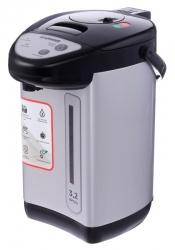 Термопот Starwind STP4176  черный/серебристый