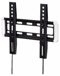 Кронштейн для телевизора Hama H-118632 черный 10 -47 макс.25кг настенный фиксированный