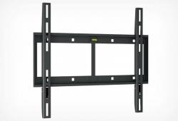 Кронштейн для телевизора Holder LCD-F4610 черный 32 -65 макс.60кг настенный фиксированный