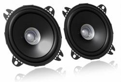 Колонки автомобильные JVC CS-J410X 210Вт 90дБ 4Ом 10см (4дюйм) (ком.:2кол.) широкополосные однополосные