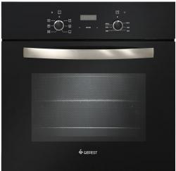 Духовой шкаф Электрический Gefest ЭДВ ДА 622-02 АS черный