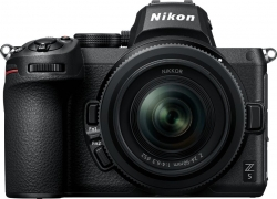Фотоаппарат Nikon Z 5 + FTZ adapter черный 24.9Mpix 3.2